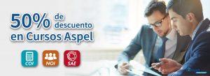 promoción cursos aspel