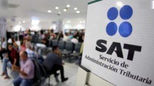 sat suspende servicios por covid-19